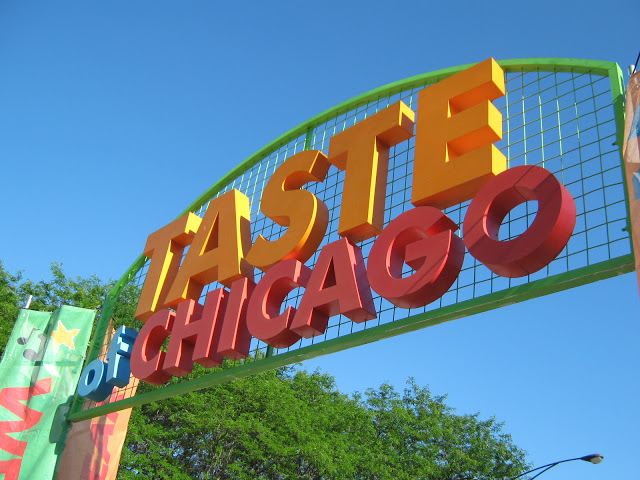 World-Famous Taste of Chicago Dates Set.....1 Week Before AJHFR2014 !!