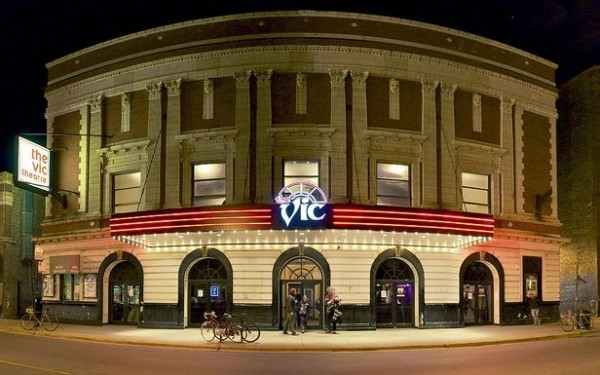 vic theatre parking