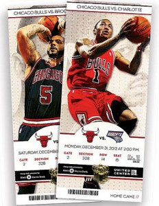 Chicago Bulls Tickets | United Center Parking