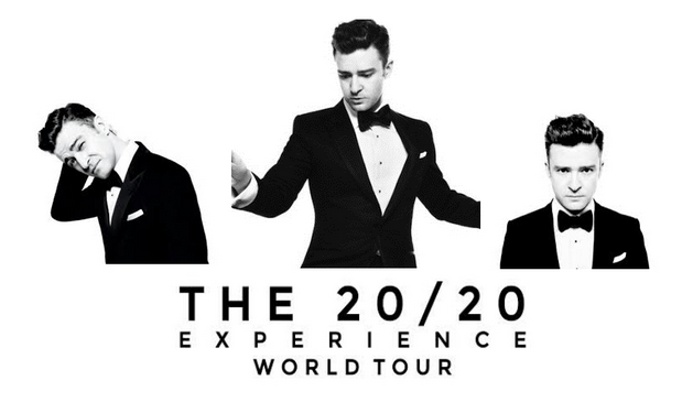 Justin Timberlake's 20/20 Experience World Tour: We got that Tunnel Vision for you