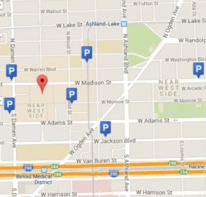 Chicago Bulls Parking | United Center Parking