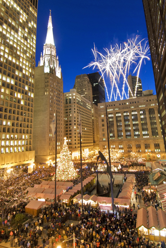 Christkindlmarket: Chicago's Winter Village in Daley Plaza