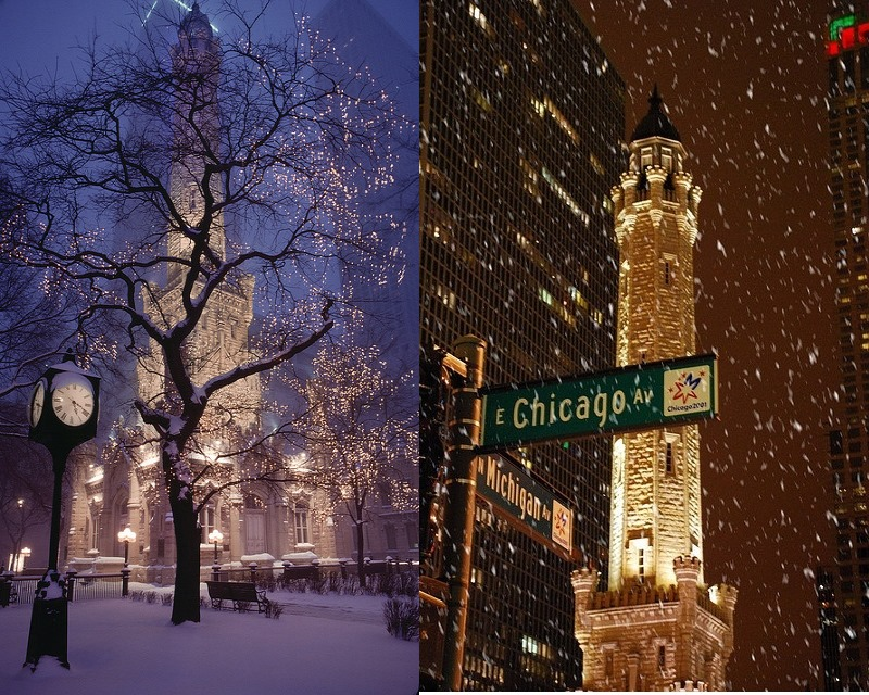 Chicago free december events