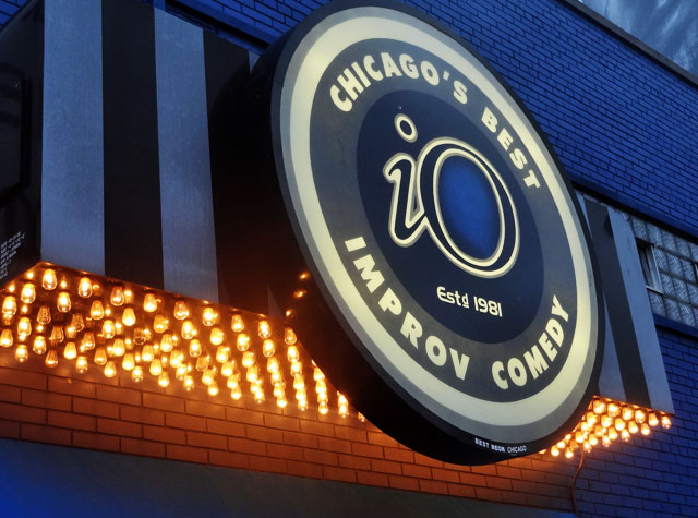 Chicago Improv Makes People with Funny Bones Laugh