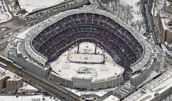 NHL piles on the outdoor fun