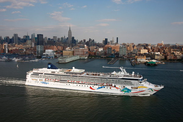 Cruisin' the sea – Parking for NYC, San Francisco, and Tampa Cruises