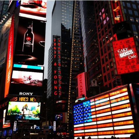 Weekend events for nyc san francisco and chicago for Activities in times square