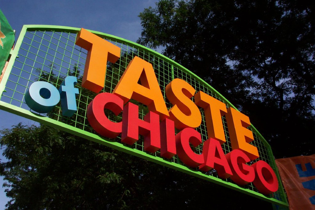 The Taste of Chicago runs from Wednesday, July 9 to Sunday, July 13. Wednesday, Thursday and Friday's hours are 11AM-9PM, while Saturday and Sunday hours are 10AM-9PM.