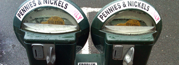 Parking for a penny: How one Illinois town does it