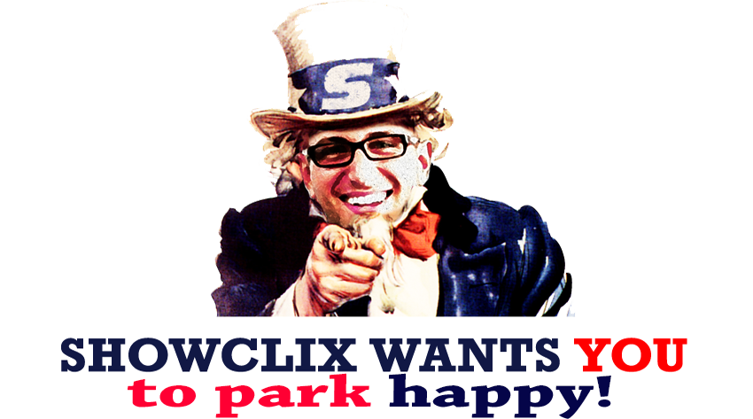 ParkWhiz & ShowClix partner to help event goers find parking in advance!